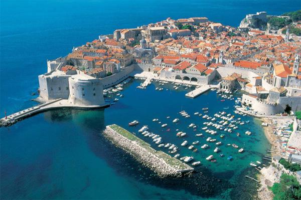 Mer Adriatique - Croatie