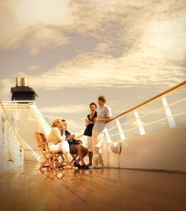 Relaxation Seabourn Cruise Line