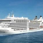 Silver Muse : bateau de la compagnie de luxe Silversea