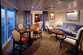 Club World Owner's Suite Azamara Quest