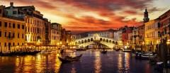 croisiere romantique à Venise