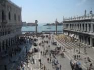 place saint Marc - Venise