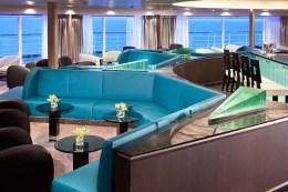 Observation Lounge - Deck 10 Forward Seabourn Odyssey - Seabourn Cruise Line