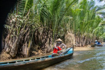 Vietnam mekong delta My Tho