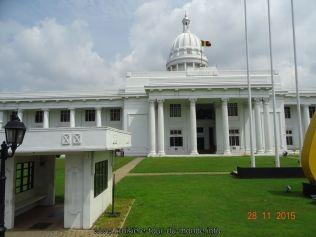 Croisière tour du monde Escale à Colombo au Sri Lanka Old City Hall