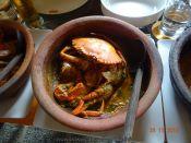 Croisière tour du monde Escale à Colombo au Sri Lanka restaurant Ministry of Crab