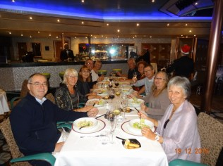 Le restaurant Club Luminosa