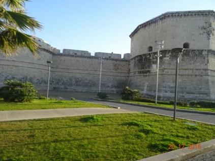 Le fort Michelangelo