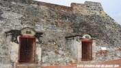 Escale à Cartagena en Colombie forteresse de San Felipe
