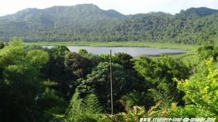 Escale à St Georges île de la Grenade parc national de Grand Étang