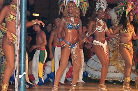 Samba et Carnaval à Rio de Janeiro