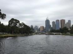 Deux jours d'escale de Jacques Charles à Melbourne en Australie