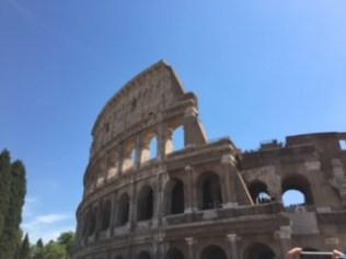 Croisière tour du monde Australe 2017 Jacques Charles visite Rome