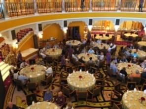 déjeuner au burj al arab