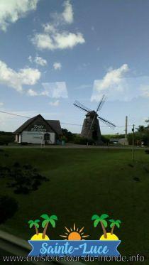 Le moulin de Sainte Luce - Trois Rivières