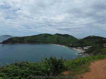 Escale à Buzios au Brésil