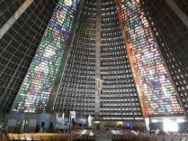 Escale à Rio de Janeiro au Brésil La Cathédrale de Rio de Janeiro