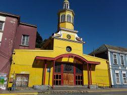 Escale à Puerto Montt Chili