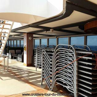 Navigation en direction des Bermudes