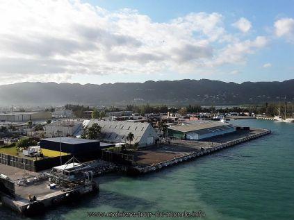 Escale à Montego Bay en Jamaïque