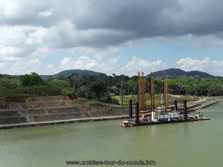 Traversée du Canal de Panama