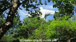 Croisière tour du monde 2019 escale à Rio de Janeiro