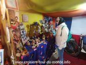 Croisière tour du monde 2019 escale à Pueto Chacabuco