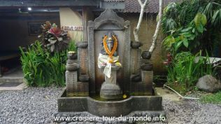 Croisière tour du monde 2019 Bali Indonésie