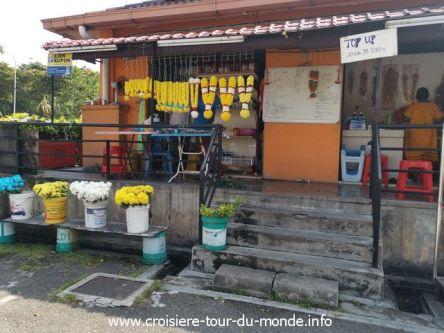 Croisière tour du monde 2019 Port Kelang Malaisie