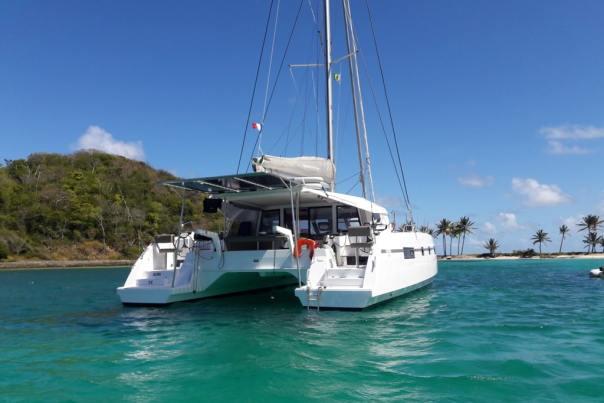 location catamaran Belize