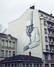 Paul Bocuse building