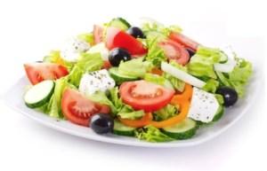 Griekse salada