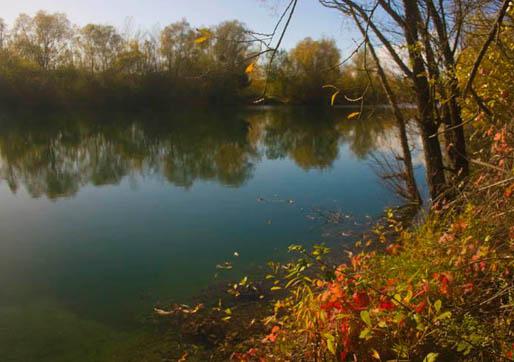 Croix Blanche Lakes