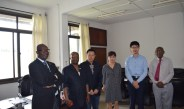 Croix-Rouge du Burundi a accueilli l'ambassadeur de Chine au Burundi