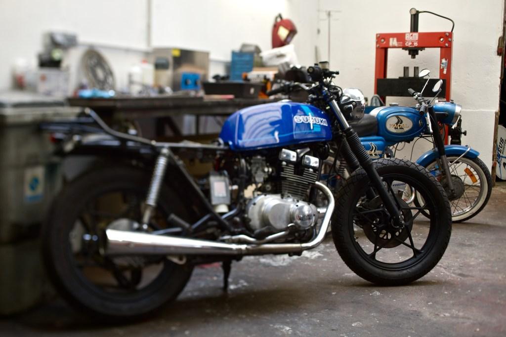préparation moto lyon