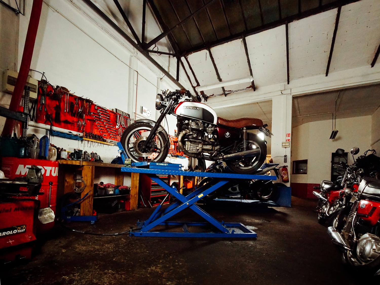 reparation moto lyon