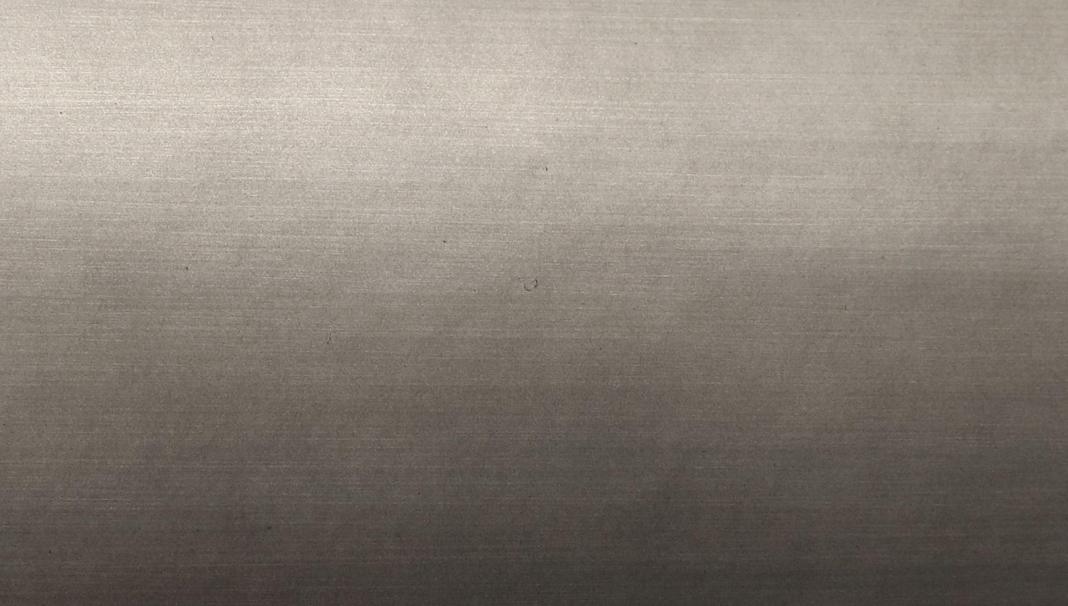 peinture effet metal brosse