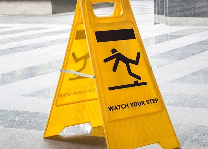 SLIP AND FALL ACCIDENTS IN PENSACOLA