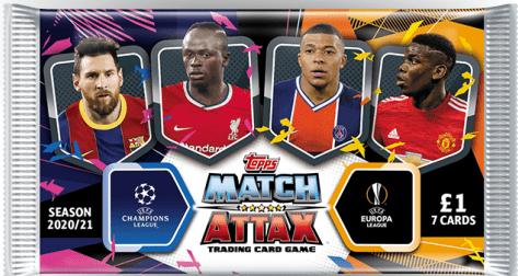 Topps - UEFA Champions League Match Attax 2020/21 - Cromosfcb