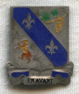 321st Infantry insignia
