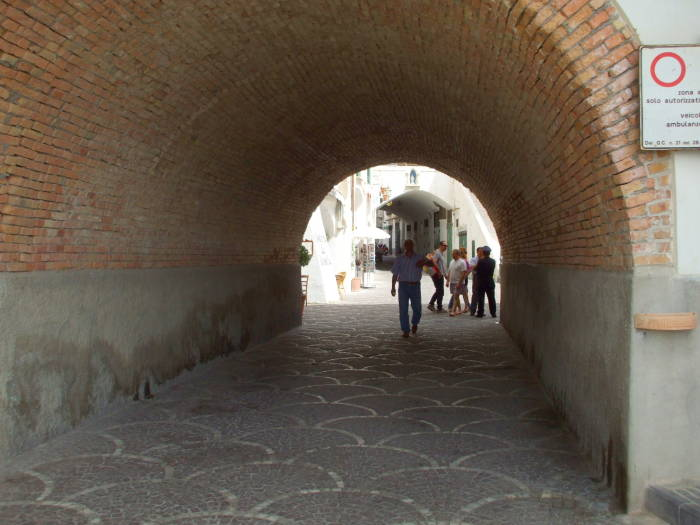 Arriving In Atrani The Amalfitani Coast