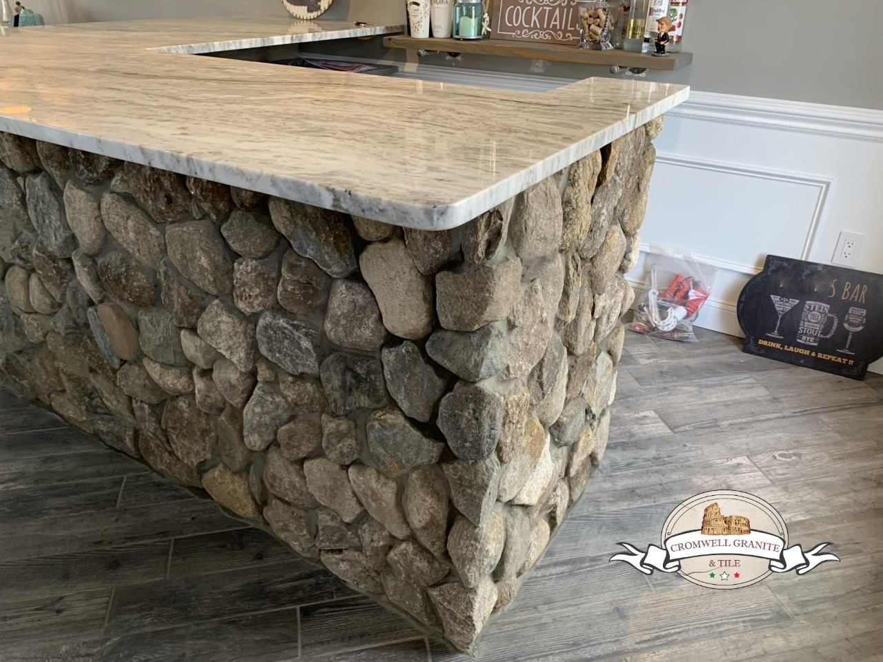 bar top project 1 cromwell granite tile