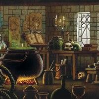 Un mago vissuto pericolosamente (tabella incidenti ricerca magica)