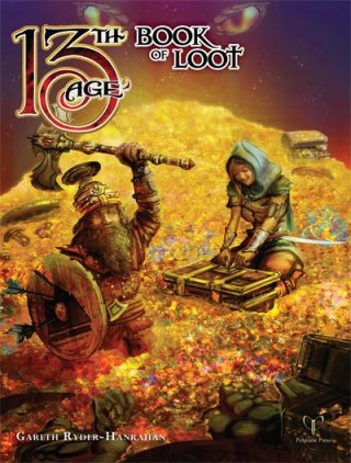 Recensione Book of Loot (13th Age)