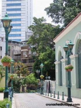 Macaos' street