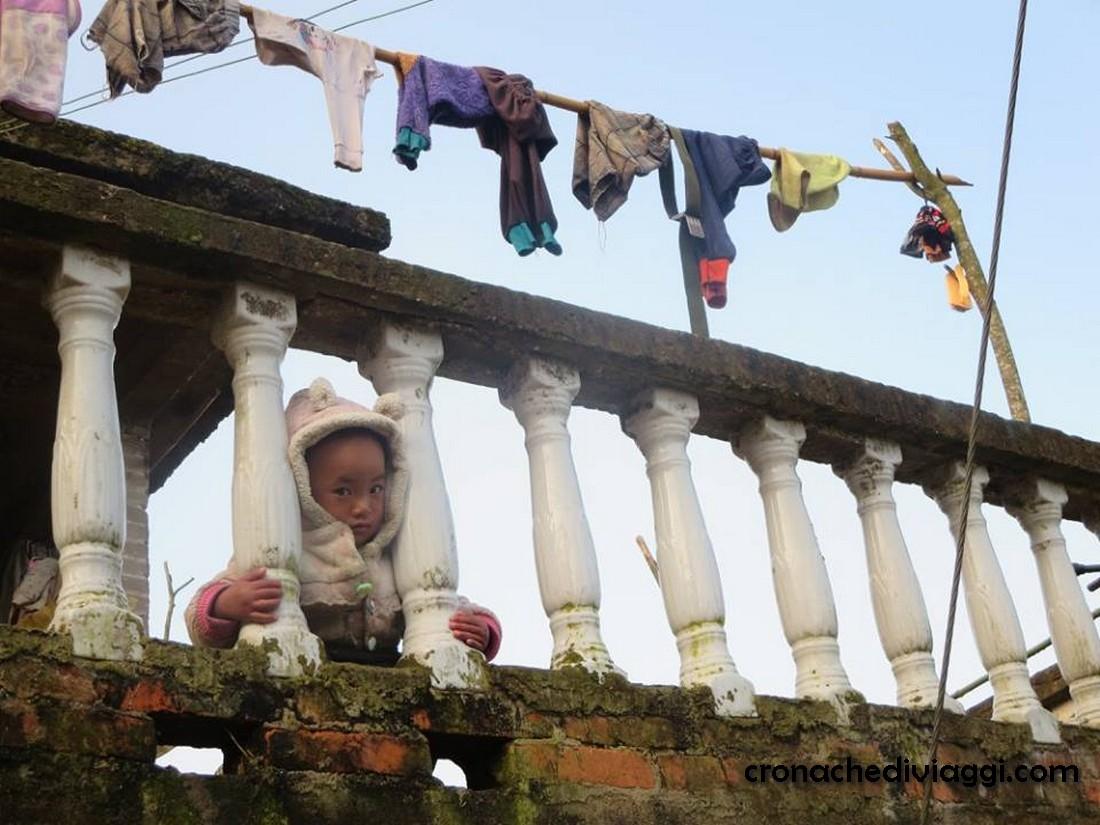 Yunnan kid
