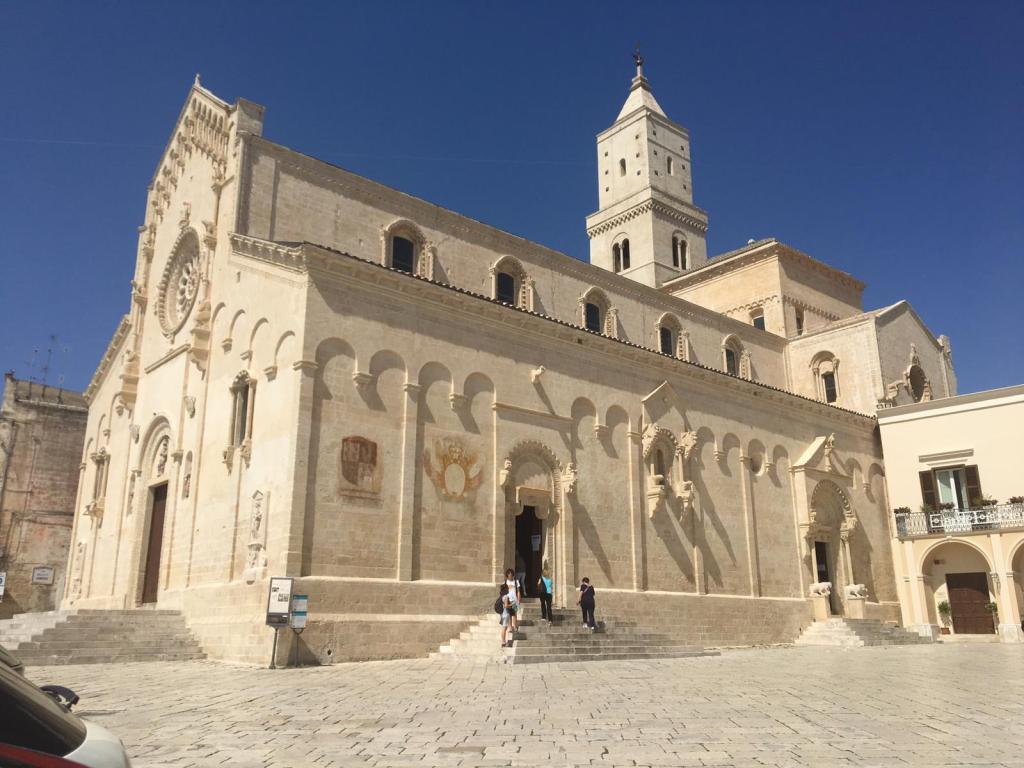 Cattedrale Matera Duomo