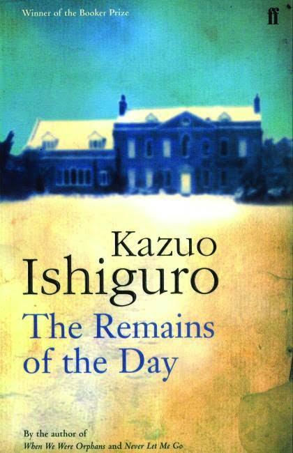 Kazuo Ishiguro. The Remains of the Day. Quel che resta del giorno.