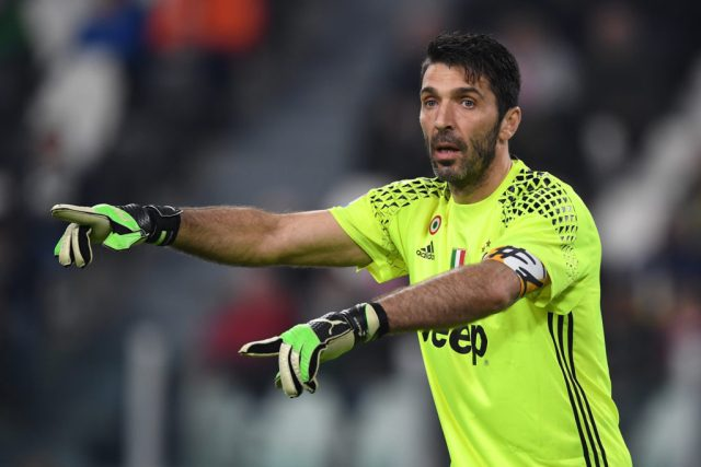 Gianluigi Buffon 2017 Ballon d'Or