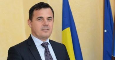 Ministrul Ion Ştefan a semnat contractul de finanţare pentru Spitalul Regional de Urgenţă Cluj